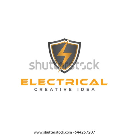 Electrical Logo Stock Images Royalty Free Vectors