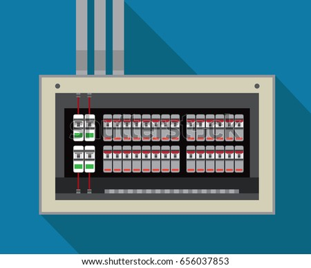 electrical fuse stock images royalty free images. Black Bedroom Furniture Sets. Home Design Ideas