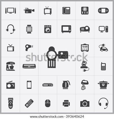 electronics Icon, electronics Icon Vector, electronics Icon Art, electronics Icon eps, electronics Icon Image, electronics Icon logo, electronics Icon Sign, electronics icon Flat, electronics Icon web - stock vector