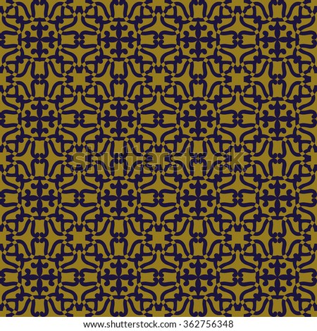 Elegant antique background image of round curve kaleidoscope line pattern. Antique background image patterns can be used for wallpaper, web page background, surface textures.
