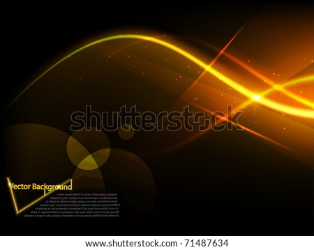 Elegant background. Eps10 vector illustration. - stock vector