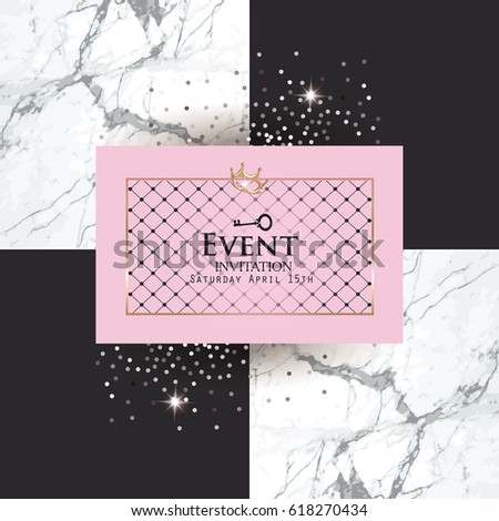 Event Invitation Stock Images RoyaltyFree Images  Vectors