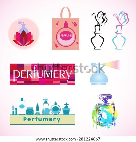 logos de perfumes
