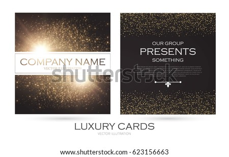 Elegant Flyer Template | Elegant Flyer Template Cover Booklet Greeting Stock Vector 623156663