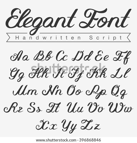 DOWNLOAD CURSIVE TO A FREE FONTS Z
