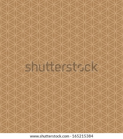 Elegant pattern - stock vector