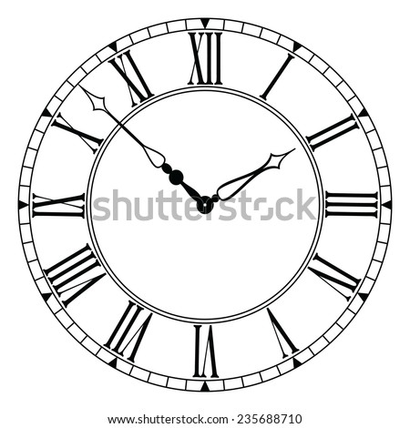 Roman Numerals Stock Photos Images Amp Pictures Shutterstock