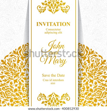 Stock images royalty free images vectors shutterstock vintage floral invitation card template luxury swirl mandala stopboris Choice Image