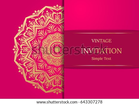 Invitation Card Design Stock Images Royalty Free Images Vectors