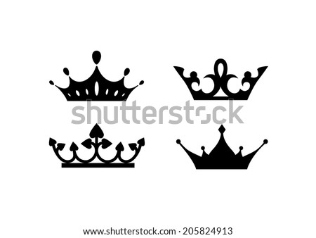 Queen Elizabeth Ii moreover Coronas 5022918 in addition Royal Crown Vector Graphic Logo also Crowns also Crown Affair Wall Decals P 1328. on king and queen crown drawing