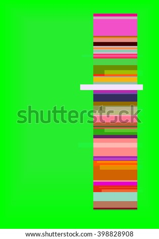 element colorful vector background