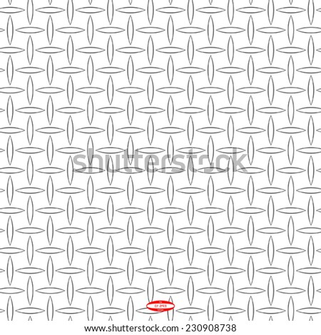 element for design black line black ellipse on white background vector - stock vector