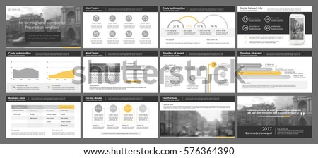 Powerpoint Templates Stock Images RoyaltyFree Images Vectors - Powerpoint brochure template