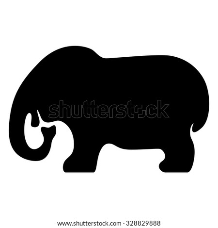 elephant toy icon