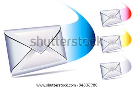 email sent and arriving SMS message