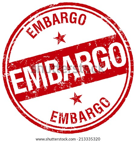 trade embargo 1 the cuba trade embargo central question should congress lift the cuba trade embargo introduction on december 17, 2014, the leaders of the united.