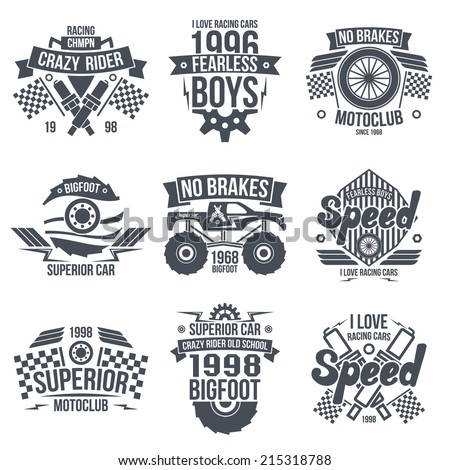 Race Car Silhouette Stock Images Royalty Free Images Vectors