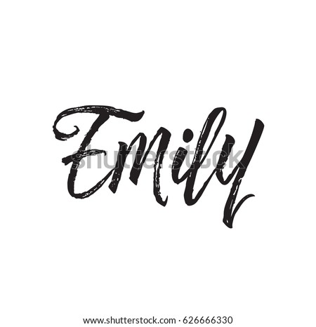 Emily Stock Images Royalty Free Images Vectors