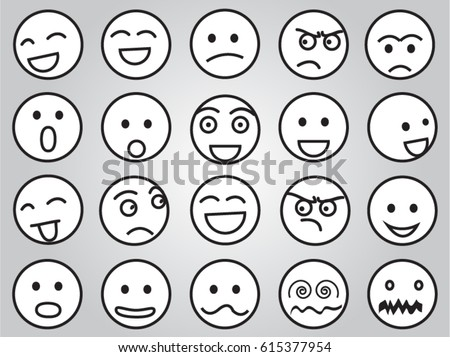 Emotions Faces Stock Images Royalty Free Images Amp Vectors