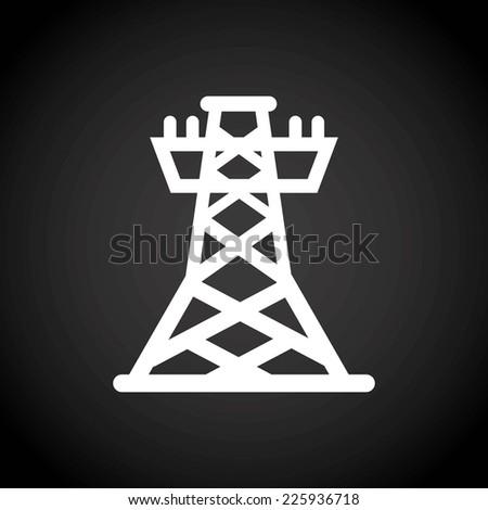 energy graphic design , vector illustration - stock vector