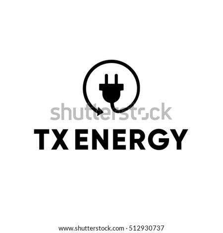 Energy Power Electric Electrician Plug Logo