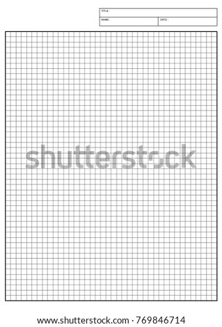 Printables graph paper stock images royalty free images vectors engineering graph paper printable graph paper vector illustration malvernweather Images