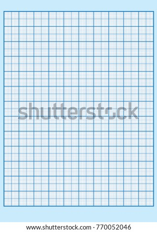 Engineering graph paper printable graph paper stock vector engineering graph paper printable graph paper vector illustration malvernweather Images