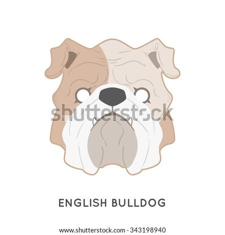 Bulldog Stock Vectors & Vector Clip Art | Shutterstock