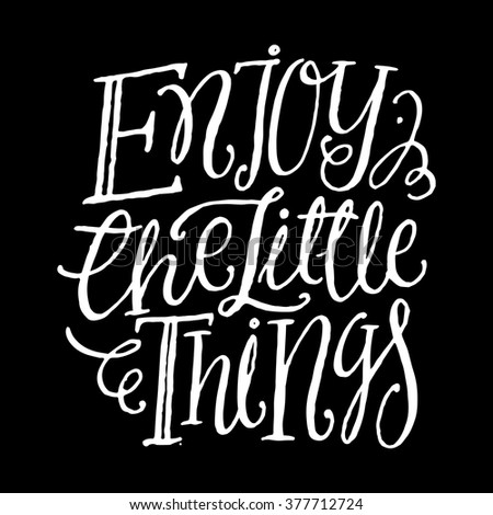 Hand Lettering Custom Typography Typeface Your Stock Vector ...