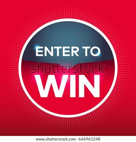 enter to win icon - photo #18