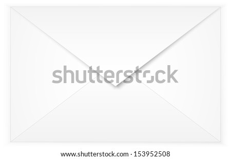Envelope Vector Illustration - stock vector
