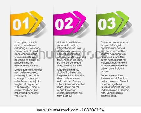 eps10, realistic design elements - stock vector
