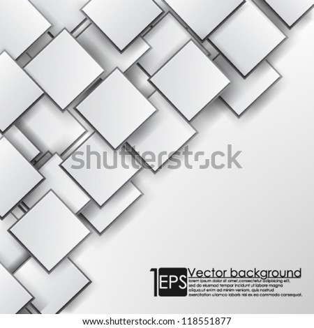 eps10 vector abstract overlapping shapes concept
