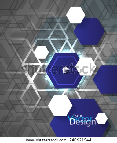 Eps10 Vector Corporate Design Elements for your Business - stock vector