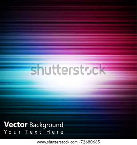 EPS10 vector fully editable colorful abstract background - stock vector