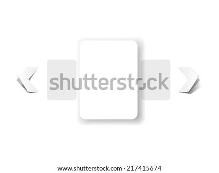 eps, web design element - stock vector