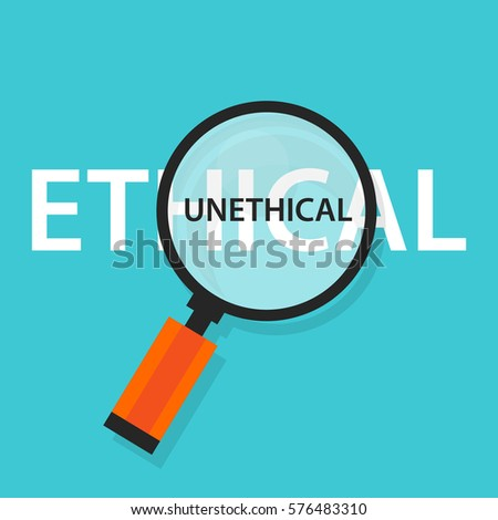 is the american society predisposed to ethical or unethical behavior