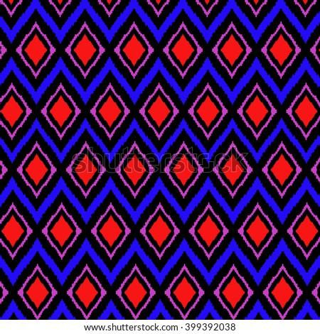 ethnic and aztec pattern