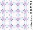 ethnic tender symbolic seamless texture - stock vector
