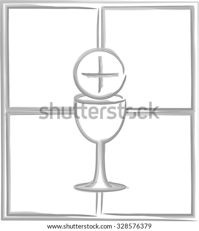 Eucharist Symbol Bread Wine Chalice Host Stock Vector. Average Signs Of Stroke. Heart Failure Signs Of Stroke. Tanda Signs. Ankles Signs. Bicultural Mama Signs Of Stroke. Dry Mouth Signs. Benefit Signs. Liver Problem Signs Of Stroke