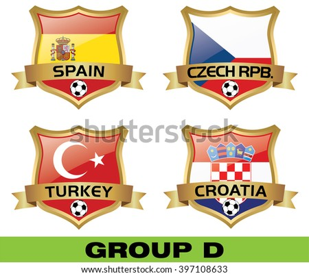 Euro 2016 Group D
