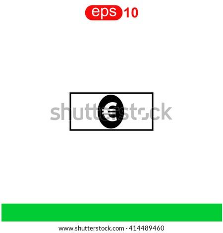 Euro icon. Euro icon vector. Euro icon illustration. Euro icon web. Euro icon Eps10. Euro icon image. Euro icon logo. Euro icon sign. Euro icon art. Euro icon flat. Euro icon design. Euro icon app. - stock vector