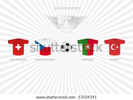 EURO 2008 Series - Group A