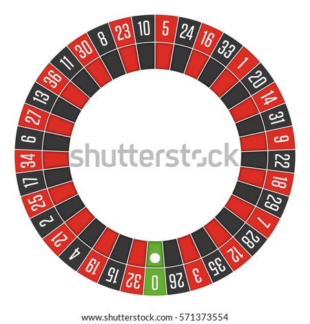 Color 24 roulette wheel preventing cyber gambling