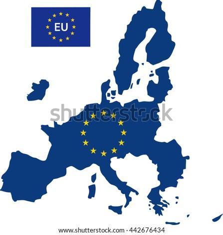 Eurozone Stock Images RoyaltyFree Images Vectors Shutterstock - Belgium eurozone map
