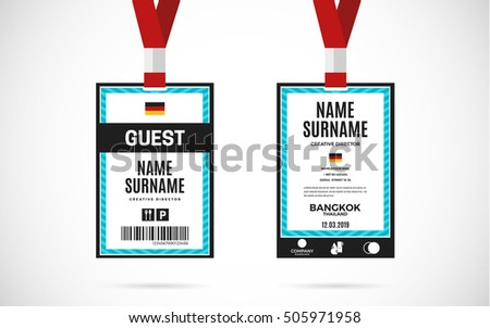 Guest Card Photos RoyaltyFree Images Vectors Shutterstock – Guest Card Template