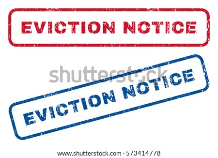 Eviction Notice Images RoyaltyFree Images Vectors – Eviction Notice