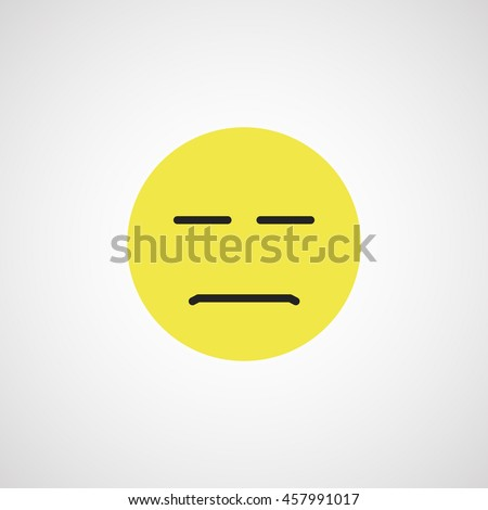 Cool Happy Emoji Smiling Men/'s Tee Image by Shutterstock