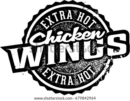Chicken Wing Vector Stock Images Royalty Free Images