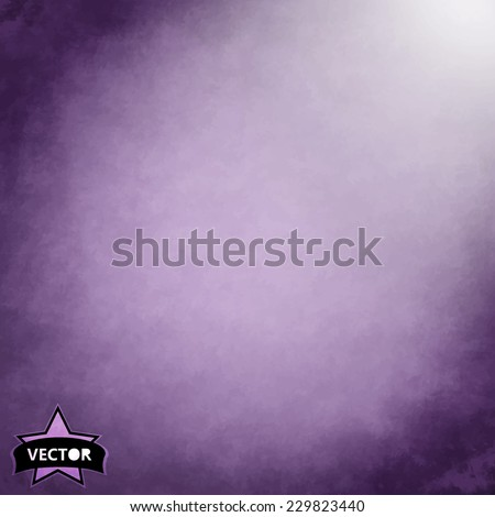 extured vintage paper vector background, with grunge  - stock vector